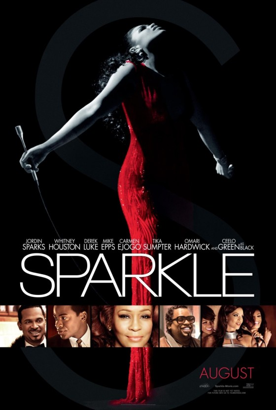 Sparkle Movie Poster #2012