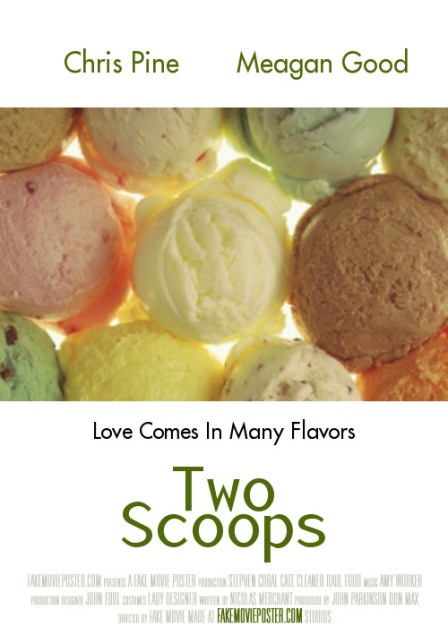 Tagline: Love Comes In Many Flavors