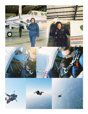 Christie Skydives Collage Medium Web view 1